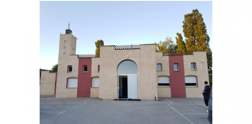 Masjid abou ayoub el ansari, Hericourt, France
