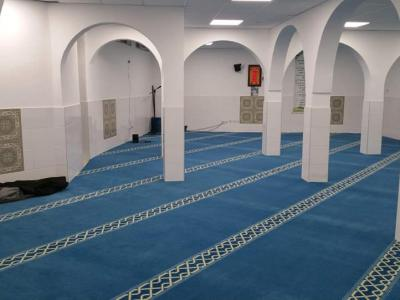 Mosquée de la Gare ( association islamique de l'est de la France), Strasbourg