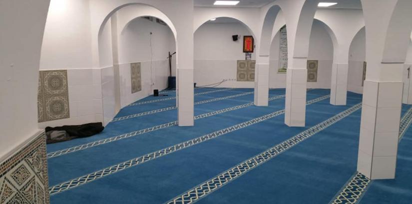 Mosquée de la Gare ( association islamique de l'est de la France), Strasbourg, France