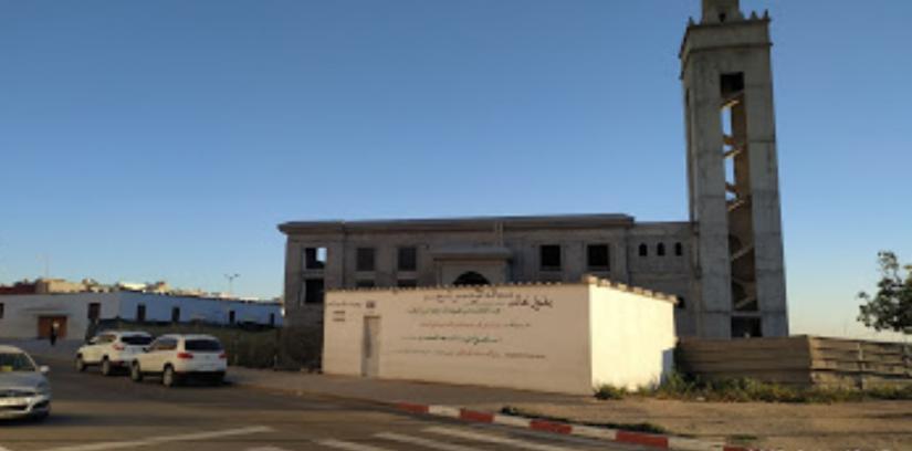 Mosquée Hay mohammadi, Agadir, Morocco