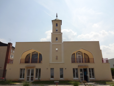 Mosquée assalam, Mainvilliers