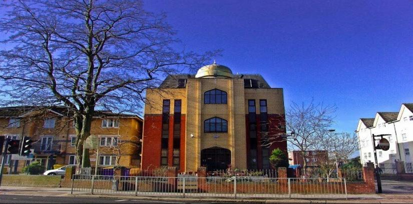 Croydon Mosque & Islamic Centre, Thornton Heath, United Kingdom