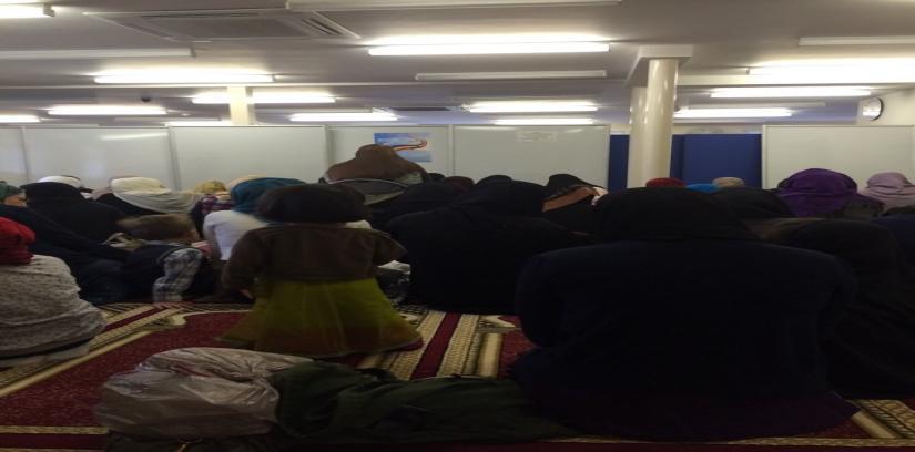 Masjid Al-Birr, Woking, United Kingdom