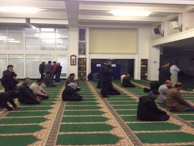 Leeds Grand Mosque, Leeds