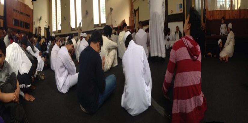 Masjidus Sunna An Nabawiyya, Birmingham, United Kingdom