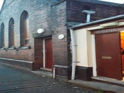 Makki Masjid, Stoke-on-Trent