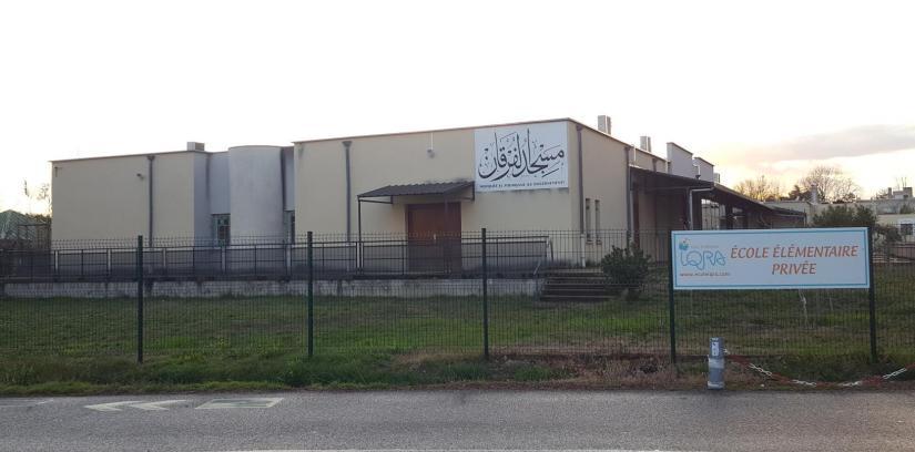Masjid al Fourqane, Valence, France