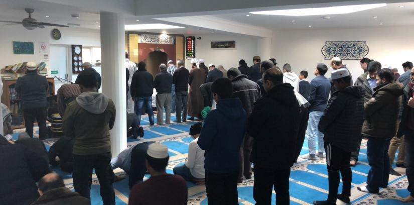 Inverness Mosque & Islamic Community, Inverness, United Kingdom