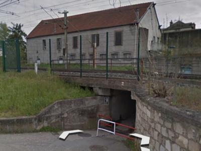 Mosquée de la gare , Pont-a-mousson