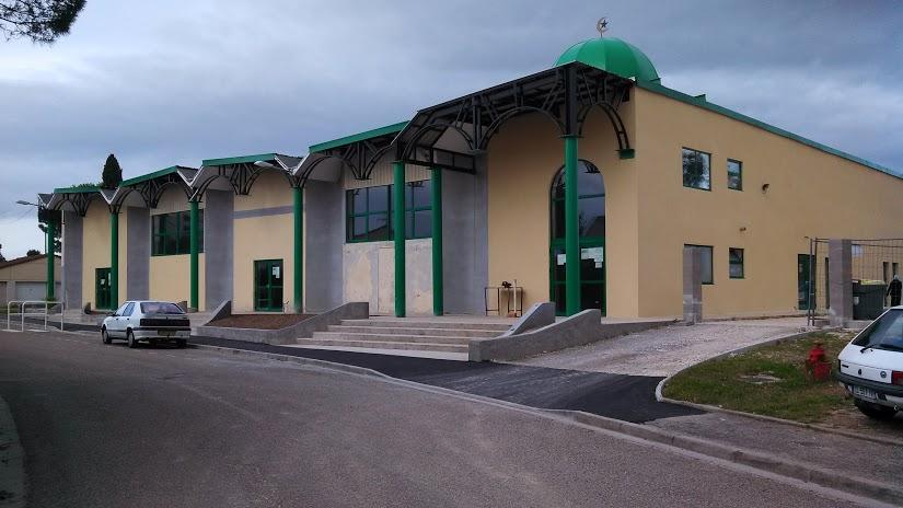 Mosquée Essalam, Montelimar, France