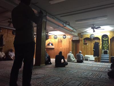 Hicret Camii (Masjid) Basel, Basel