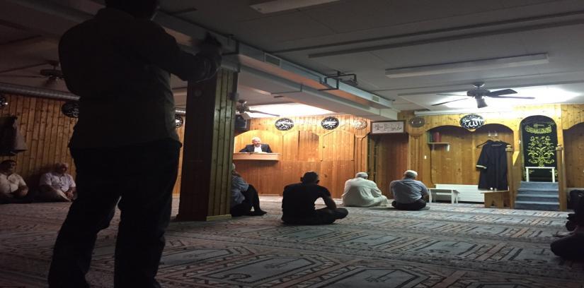 Hicret Camii (Masjid) Basel, Basel, Switzerland