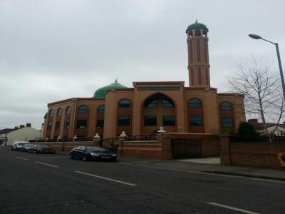 Stockton mosque, Stockton-on-Tees