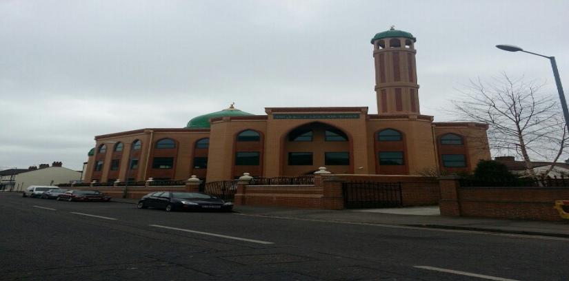 Stockton mosque, Stockton-on-Tees, United Kingdom