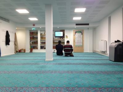 Muslim Prayer Room, Southampton