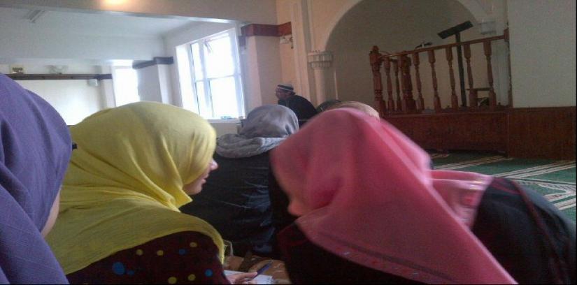 MWHS Mosque, Sheffield, United Kingdom
