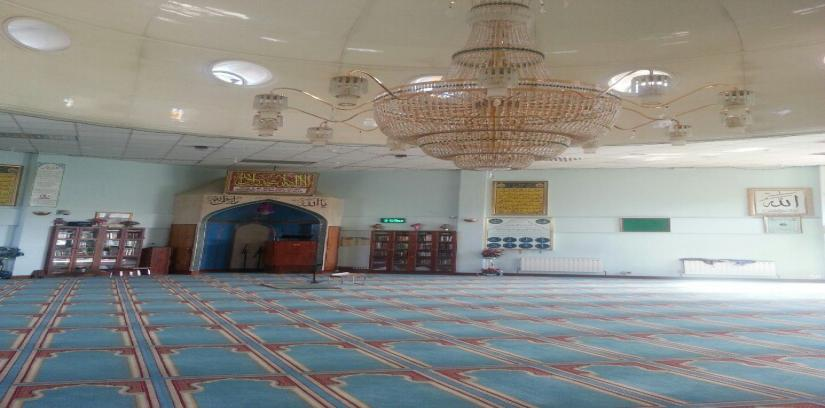 Hanfia Mosque, Bradford, United Kingdom