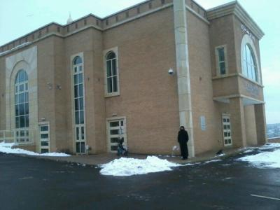 mosque, Bradford