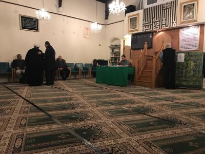 Imam Khoei Islamic Centre, Swansea