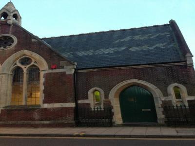 Ihsan Mosque, Norwich