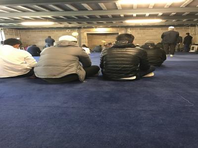 York Mosque, York