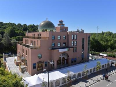 Grande Mosquée de Toulouse, Toulouse
