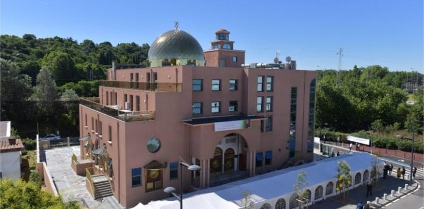 Grande Mosquée de Toulouse, Toulouse, France