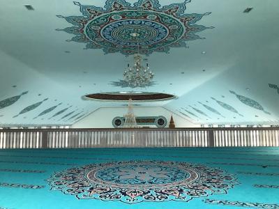 Aziziye Mosque (Aziziye Camii), London