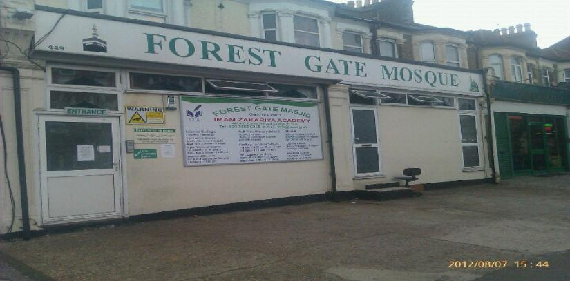 Forest Gate Mosque, London, United Kingdom