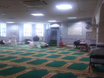 Quwwat ul-Islam Masjid, London