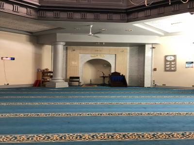 Brick Lane Mosque, London