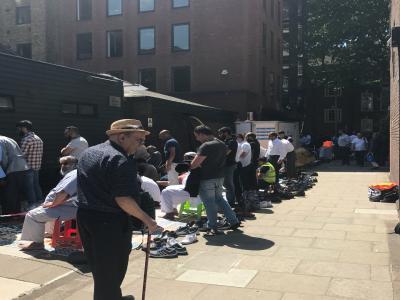 Holborn Muslim Community Centre, London