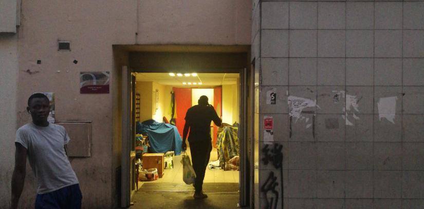 Foyer hamza, Paris, France