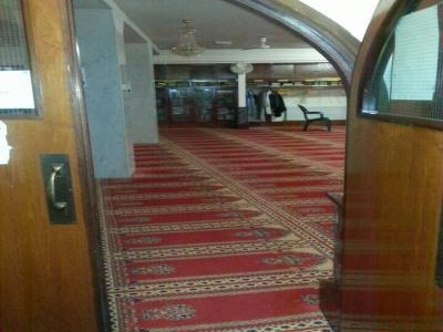 Wimbledon Mosque, London