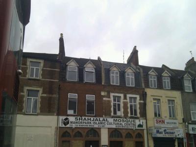 Manor Park Islamic Cultural Centre, London