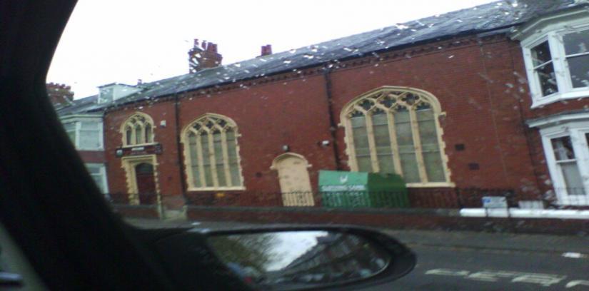 Jamia Mosque And Islamic Society Of Darlington, Darlington, United Kingdom