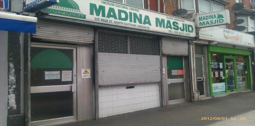 Madina Masjid & Muslim Cultural Centre, London, United Kingdom