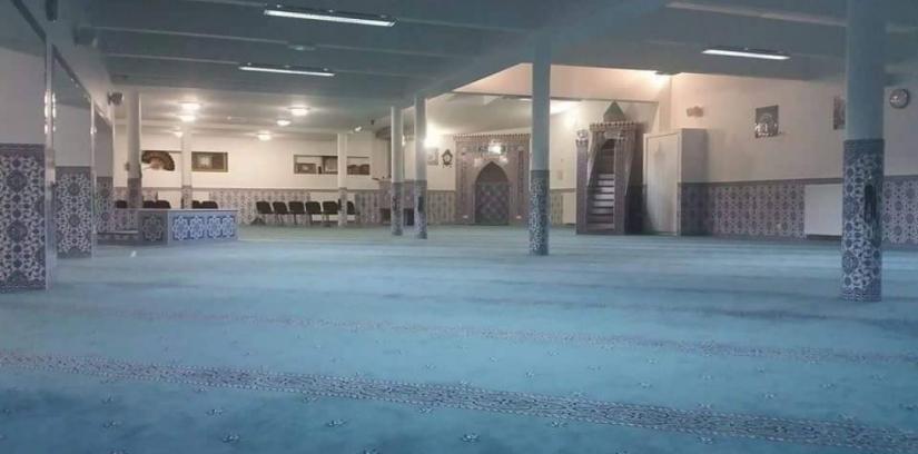 Mosquée Ditib Merkez Camii, Metz, France