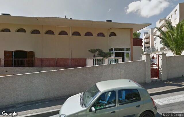 Mosquée Lumière et Piété, Nimes, France