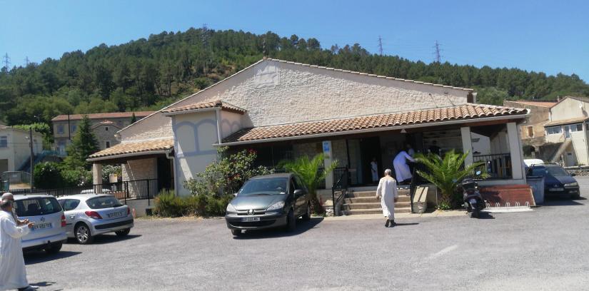 Centre culturel islamique Marocain , Ales, France
