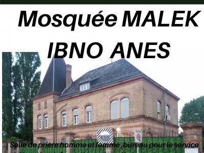 Mosquée Malek, Bischwiller