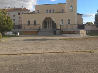 Mosquée de Nogent Le Rotrou, Nogent-le-rotrou