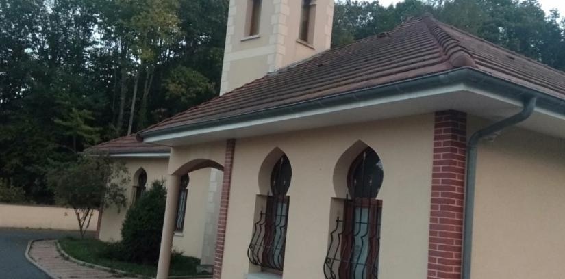 Masjid Al taqwa , Gueret, France