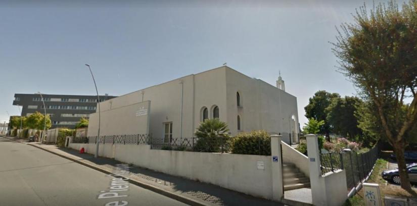 Mosquée de La Roche Sur Yon, La roche-sur-yon, France