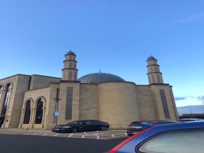 Masjid El-Salaam Preston, Preston