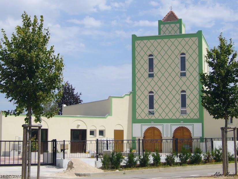 Mosquée Assalam, Quetigny, France