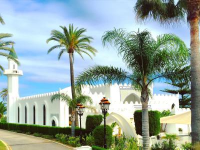 King Abdulaziz Al Saud Mosque (Mezquita Rey Abdulaziz Al Saud - مسجد الملك عبدالعزيز ال سعود), Marbella