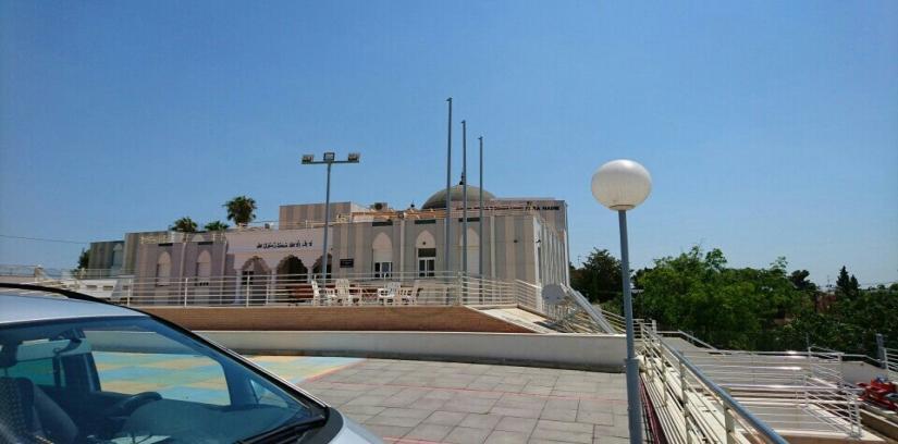 Mezquita Baitur Rahman, La Pobla De Vallbona, Spain