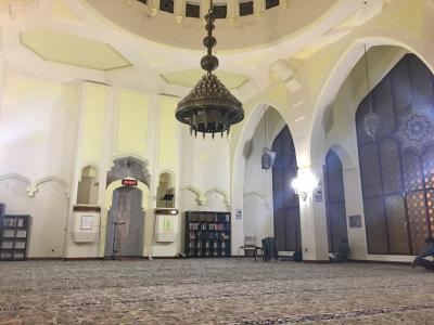 Mezquita Central de Madrid (Mezquita Central de Madrid Abu-Bakr), Madrid