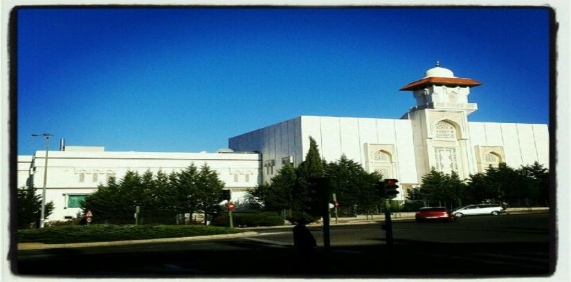 Centro Cultural Islámico y Mezquita Omar de Madrid | المركز الثقافي الاسلامي بمدريد (Centro Cultural Islámico y Mezquita Omar de Madrid), Madrid, Spain